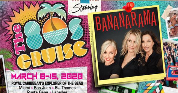 2020 80's Cruise Lineup