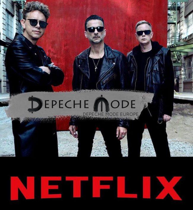 Depeche Mode fan documentary coming to Netflix…maybe